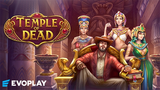 Casino 3D Slots Temple of Dead