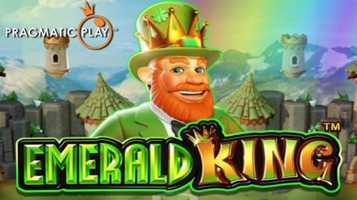Emerald King Rainbow from Pragmatic Play