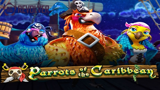 Casino 3D Slots Parrots of the Caribbean