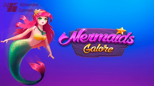 Casino 3D Slots Mermaids Galore