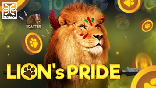 Lions Pride from Mascot Games