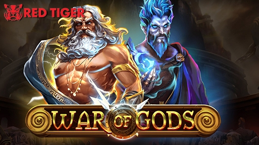 Casino 3D Slots War of Gods