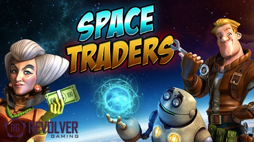 Space Traders from Revolver Gaming