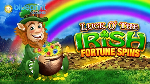 Luck O Irish Fortune from Blueprint Gaming