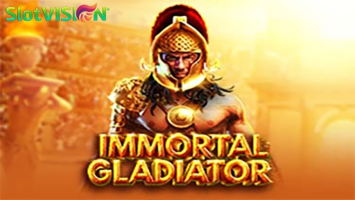 Casino Slots Immortal Gladiator