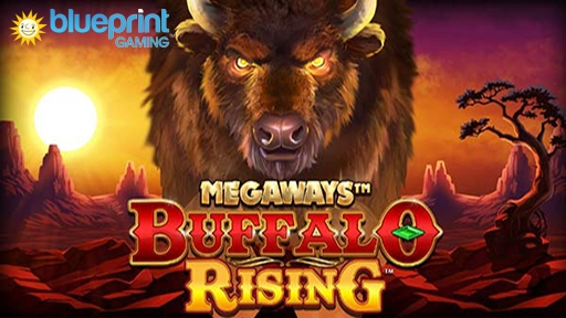 Casino Slots Buffalo Rising Megaways