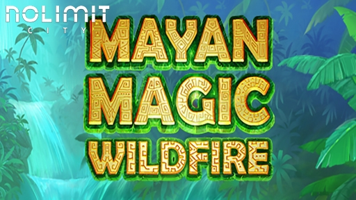 Casino 3D Slots Mayan Magic Wildfire