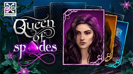 Queen of Spades from Mascot Games