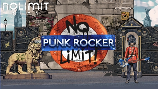 Punk Rocker from Nolimit City