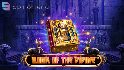 Book of The Divine from Spinomenal