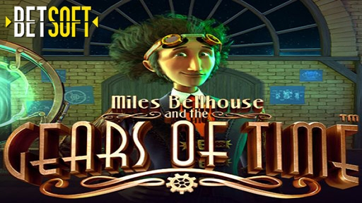 Casino 3D Slots Miles Bellhouse  Gears of Time
