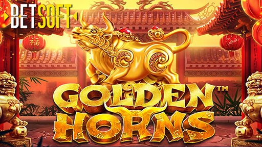 Casino 3D Slots Golden Horns