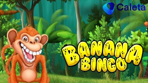Bingo banana from Caleta Gaming