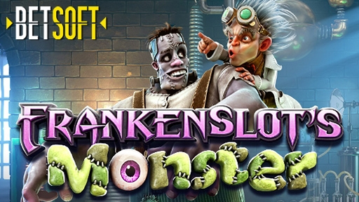 Casino 3D Slots FRANKENSLOTS MONSTER