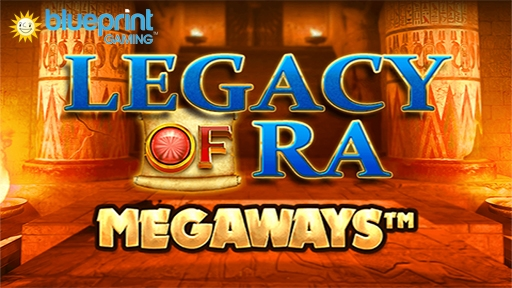 Legacy of Ra Megaways from Blueprint Gaming