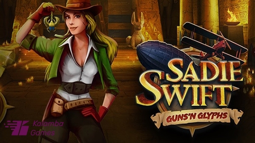 Play online Casino Sadie Swift Guns Glyphs