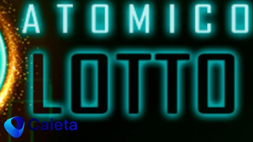 Atomico Lotto from Caleta Gaming