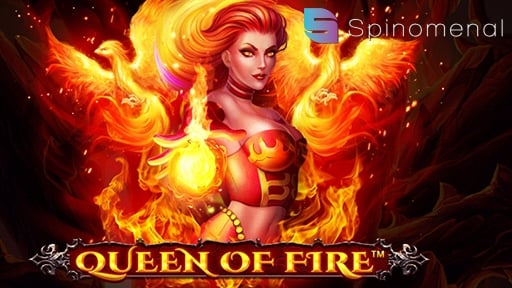Queen Of Fire from Spinomenal