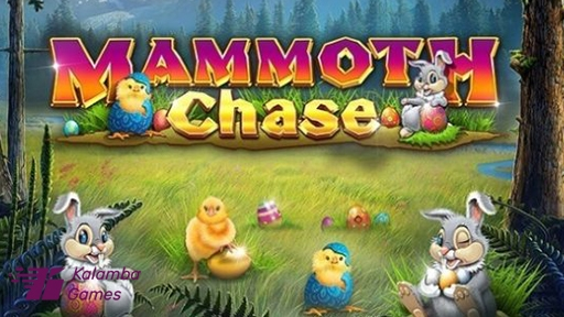 Play online casino Slots Mammoth Chase Easter Edition