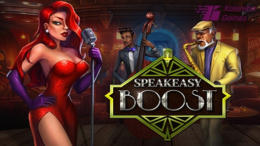 Casino 3D Slots Speakeasy Boost