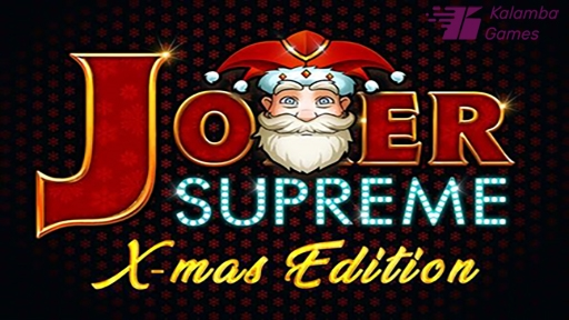 Play online casino Slots Joker supreme xmas edition
