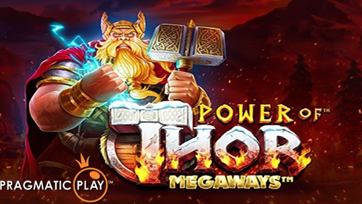 Casino 3D Slots Power of Thor Megaways