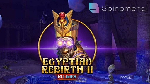 Egyptian Rebirth 2 10 Lines
