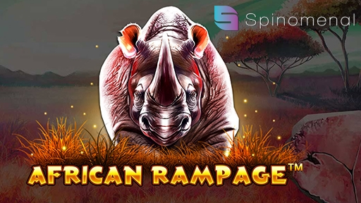 African Rampage from Spinomenal