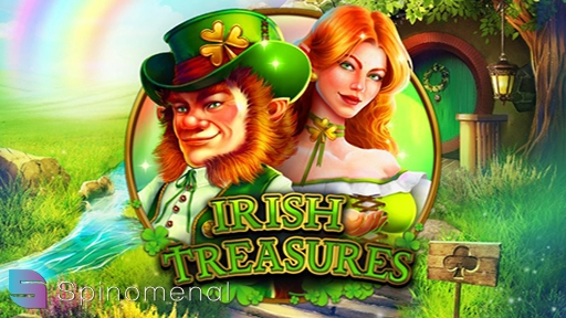 Casino Slots Irish Treasures