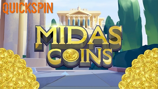 Play online casino Slots Midas Coins