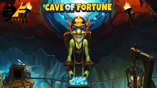 Play online casino 3D Slots Cave of Fortune