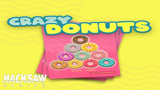 Play online Casino Crazy Donuts