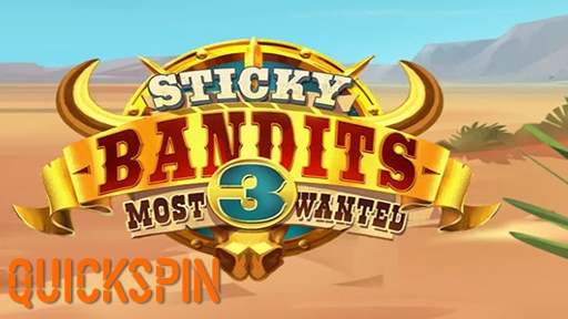 Play online Casino Sticky Bandits 3 Most Wanted