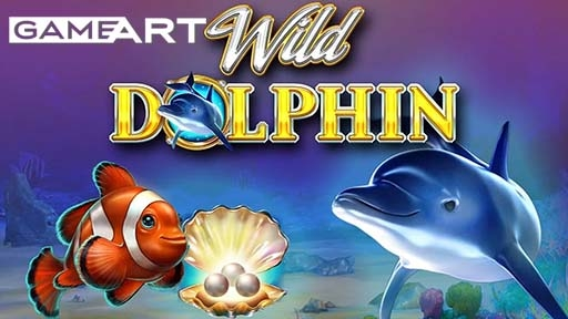 Wild Dolphin from Game Art