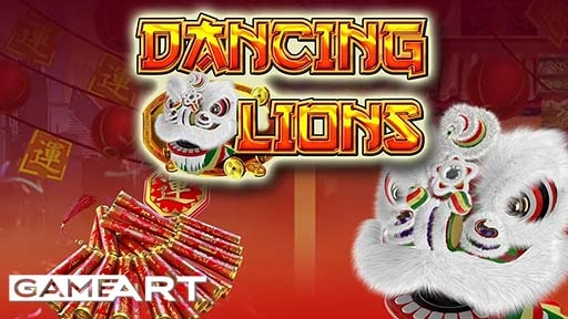 Play online Casino Dancing Lion