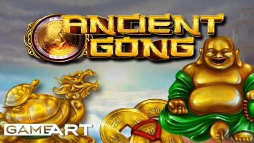 Play online Casino Ancient Gong