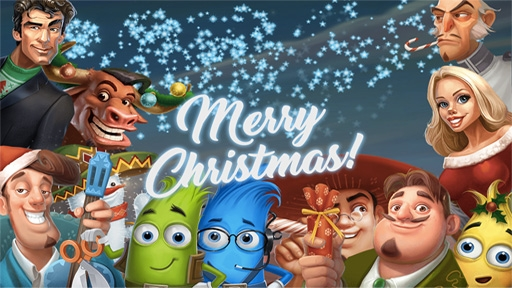 Play online Casino Taco Brothers Saving Christmas