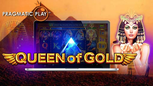 Casino Slots Queen of Gold