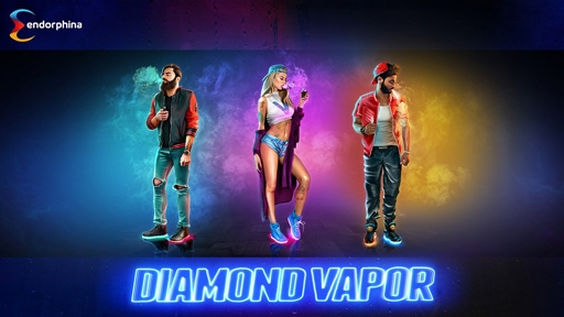Casino Slots Diamond Vapor
