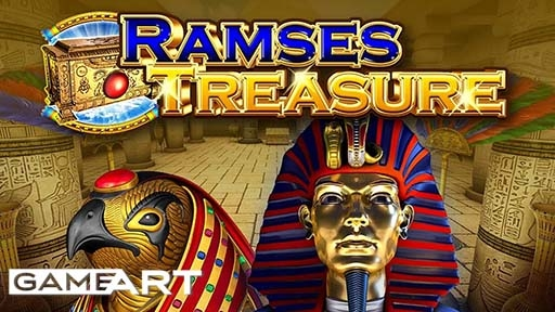 Play online Casino Ramses Treasure