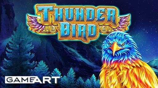 Casino Slots Thunder Bird