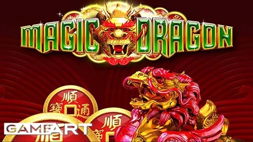 Casino Slots Magic Dragon