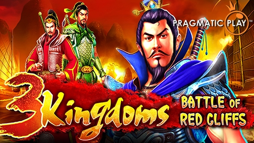 Casino Slots 3 Kingdoms - Battle of Red Cliffs