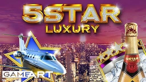 Casino Slots Five Star Luxury