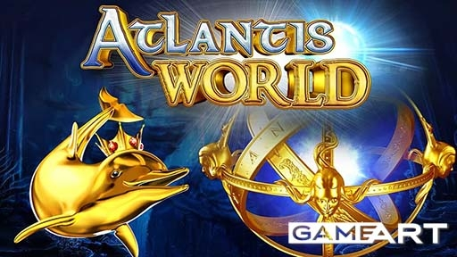 Casino Slots Atlantis World