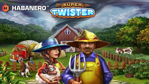 Play online Casino Super Twister