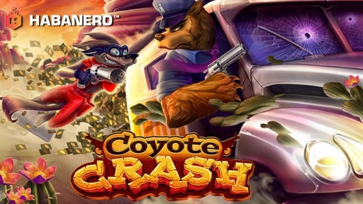 Play online Casino Coyote Crash