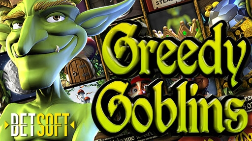 Greedy Goblins from Betsoft