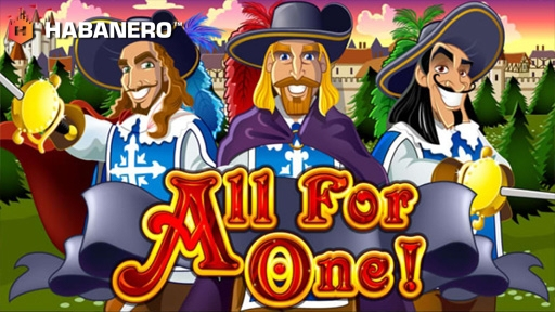 Play online Casino All For One