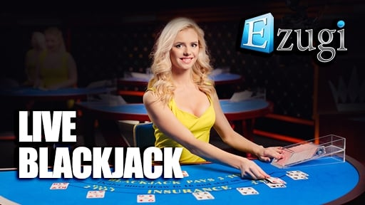 Casino Live Dealers Live Blackjack